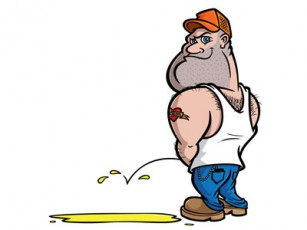 redneck-hillbilly-trucker-peeing-cartoon-caharacter-coghill